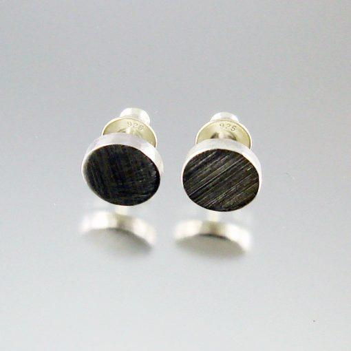 Dot Sterling Silver Stud Earrings