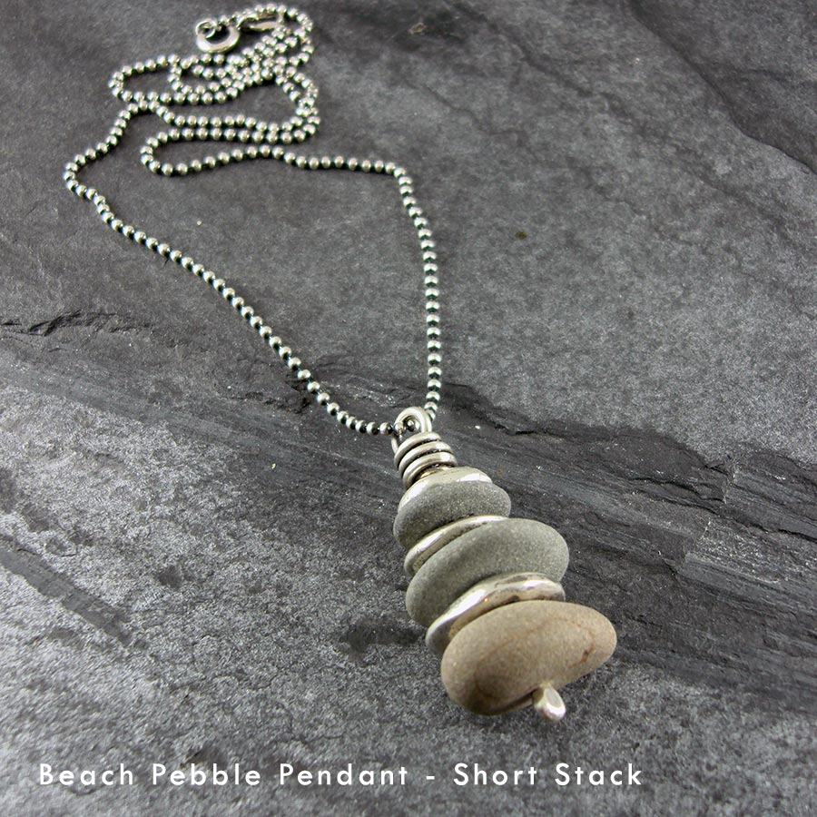 beach pendant vannucci chalcedony necklace products ltd
