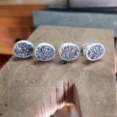 ddrisy earrings ready to ship